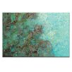 Artist Lane Over the Reef by Jennifer Webb Framed Painting Print on Wrapped Canvas