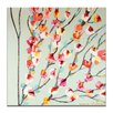 Artist Lane Magnolia 2 by Anna Blatman Painting Print on Wrapped Canvas