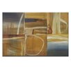 Artist Lane Terme Di Saturnia by Katherine Boland Painting Print on Wrapped Canvas