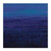 Artist Lane From the Vineyard to the Sea by Karen Hopkins Painting Print on Wrapped Canvas