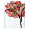 Artist Lane Kellys Tree by Anna Blatman Painting Print on Wrapped Canvas