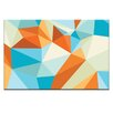 Artist Lane Shard Gold Fish by Ayarti Graphic Art on Wrapped Canvas