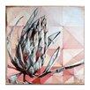 Artist Lane Four Seasons Summer by Olena Kosenko Framed Painting Print on Wrapped Canvas