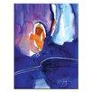 Artist Lane Meditations 45 by Kathy Morton Stanion Painting Print on Canvas