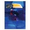 Artist Lane Meditations 46 by Kathy Morton Stanion Painting Print on Canvas