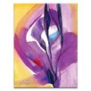 Artist Lane Organic Abstract 104 by Kathy Morton Stanion Painting Print on Canvas