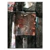 Artist Lane Remnants of the Past by Kathy Morton Stanion Painting Print on Canvas