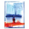Artist Lane Watercolor Abstraction 126 by Kathy Morton Stanion Painting Print on Canvas