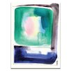 Artist Lane Watercolor Abstraction 128 by Kathy Morton Stanion Painting Print on Canvas