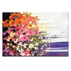 Artist Lane Magnifique by Catherine Fitzgerald Painting Print on Canvas