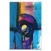 Artist Lane Abstraction 30 by Kathy Morton Stanion Painting Print on Canvas