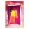 Artist Lane Watercolor Abstraction 212 by Kathy Morton Stanion Painting Print on Canvas