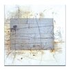 Artist Lane Linear Encaustic 3 by Gill Cohn Painting Print on Canvas
