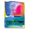Artist Lane Meditations 36 by Kathy Morton Stanion Painting Print on Canvas
