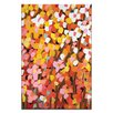 Artist Lane Mixed Oranges by Anna Blatman Painting Print on Canvas