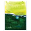 Artist Lane Meditations 44 by Kathy Morton Stanion Painting Print on Canvas