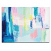 Artist Lane Love Actually by Kirsten Jackson Painting Print on Canvas