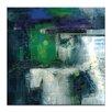 Artist Lane Healing Path by Kathy Morton Stanion Painting Print on Canvas