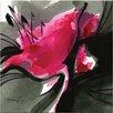 Artist Lane Organic Impressions No.6 by Kathy Morton Stanion Painting Print on Canvas