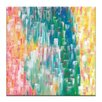 Artist Lane Tropic Falls by Josie Nobile Painting Print on Wrapped Canvas