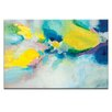 Artist Lane 20715 by Amanda Morie Painting Print on Wrapped Canvas