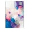 Artist Lane 20915 by Amanda Morie Painting Print on Wrapped Canvas