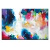 Artist Lane Heart of the Matter by Amira Rahim Painting Print on Wrapped Canvas