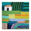 Artist Lane Elsternwick by Anna Blatman Painting Print on Wrapped Canvas