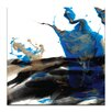 Artist Lane Stillness by Olivia Collins Painting Print on Wrapped Canvas