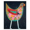 Artist Lane Dally by Anna Blatman Painting Print on Wrapped Canvas