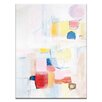 Artist Lane Journey by Brenda Meynell Painting Print on Wrapped Canvas