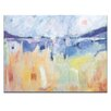 Artist Lane You decide by Brenda Meynell Painting Print on Wrapped Canvas