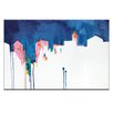 Artist Lane Secret Destination by Catherine Fitzgerald Painting Print on Wrapped Canvas