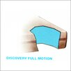 """Vinyl Products Discovery Water 9"""" Full Motion Waterbed Mattress"""