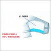 """Vinyl Products Dreamweaver The Ultimate 9"""" Fiber Firm 4 Waterbed Mattress"""