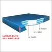 "Vinyl Products Dreamweaver The Ultimate 9"" Lumbar Elite Waterbed Mattress"