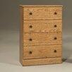 Brady Furniture Industries Natalia 4 Drawer Chest