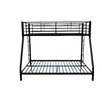 Brady Furniture Industries Bayfield Twin over Full Bunk Bed
