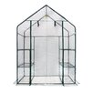 OGrow Deluxe Walk In 1.4 x 0.7m Greenhouse
