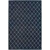 Oriental Weavers Eaton Navy/Ivory Trellis Indoor Area Rug