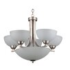 Whitfield Lighting Taylor 8 Light Bowl Chandelier