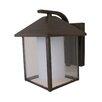Whitfield Lighting Aamina 1 Light Outdoor Wall Lantern