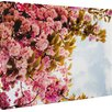 Ruby and B Spring Blossom Photographic Print Wrapped on Canvas