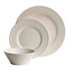 Belleek Home 12-tlg. Geschirr-Set Ripple