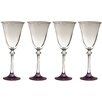 Belleek Home Liberty Goblet Glass (Set of 4)