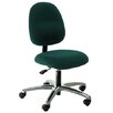 Industrial Seating Mid-Back Desk Height Office Chair