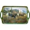 MotorHead Products Melamine Moose Serving Platter