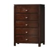 CorLiving Scotts Creek 5 Drawer Chest