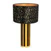 Pura Lux Mistero 35cm Table Lamp