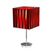 Pura Lux Lines 40cm Table Lamp
